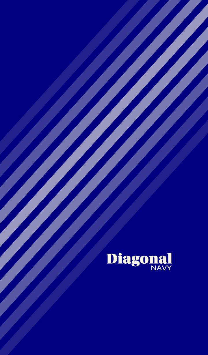 Diagonal Navy