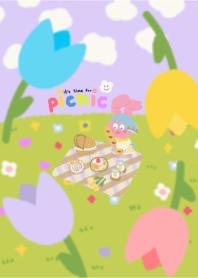 Bad Rabbit on Picnic day