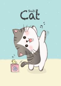 My Cat Shabi