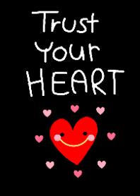 相信你的心