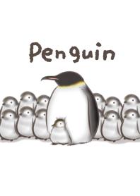 简单 企鹅
