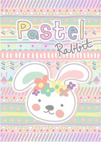 Sweet Pastel Rabbit