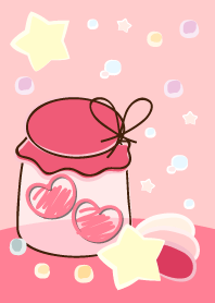 mini heart in the little jar 17