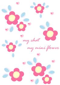 My chat my mini flower 24