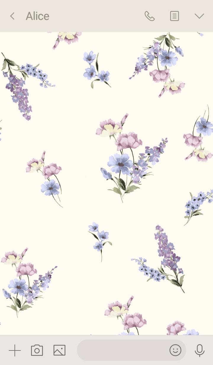 LAISSE PASSE-Elegant Bloom-