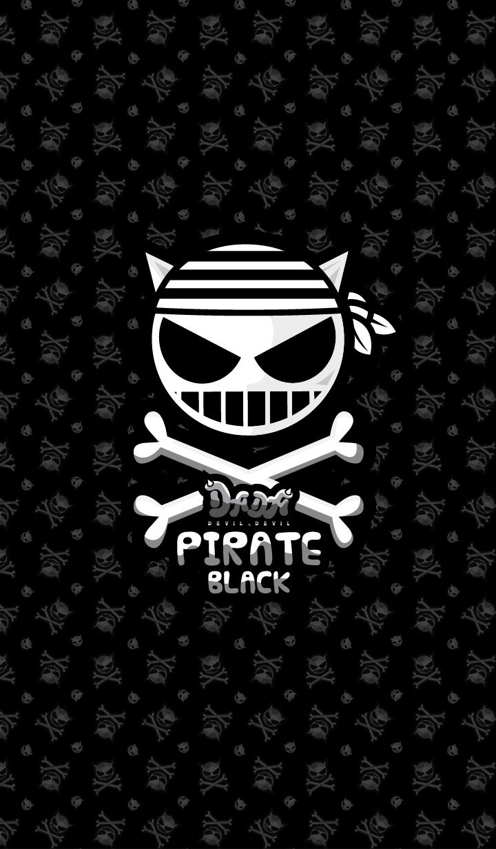 DADA : Pirate Black (Icon Version)