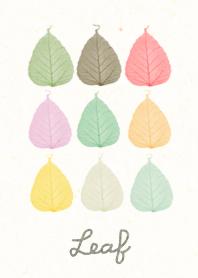 Leaf10-colorful- joc