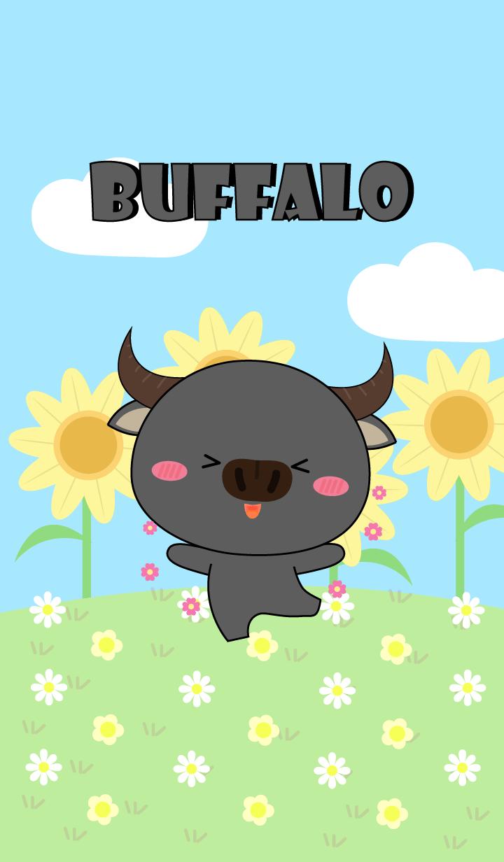 Happy Buffalo Land Theme