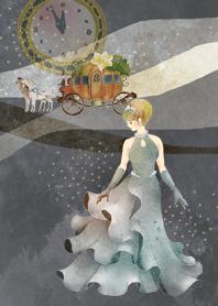 Cinderella (gray color)