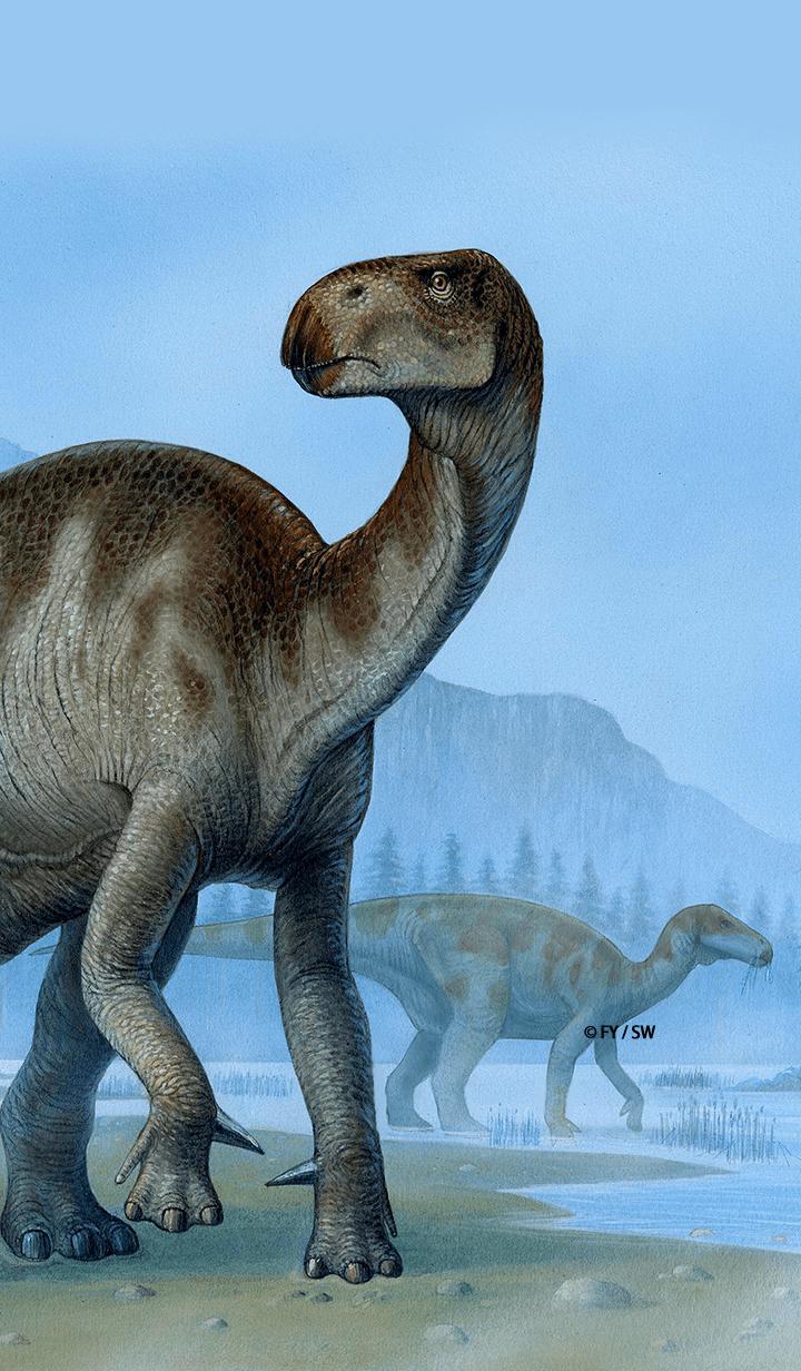 Dinosaur Ornithopoda