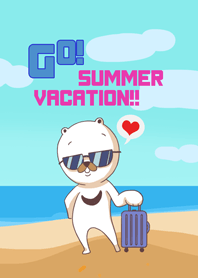 Gom-gom's vacation