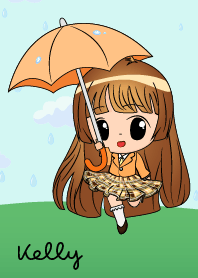Kelly (Little Rainy Girl)