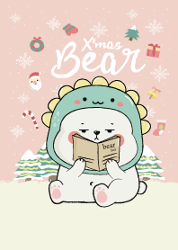 Polar Bear X'mas (Pink Sweet)