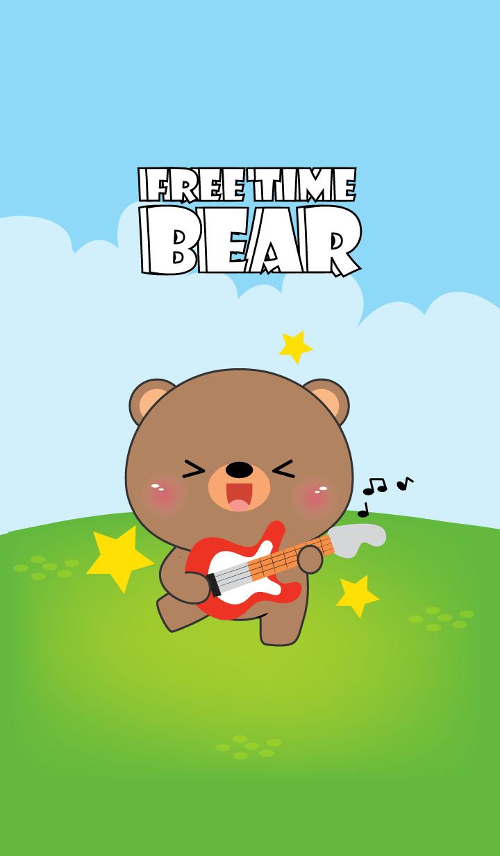 Free Time Bear Theme (jp)