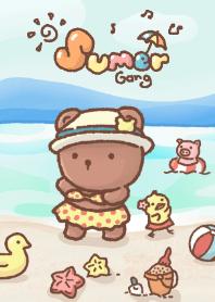 Da Beach Gang