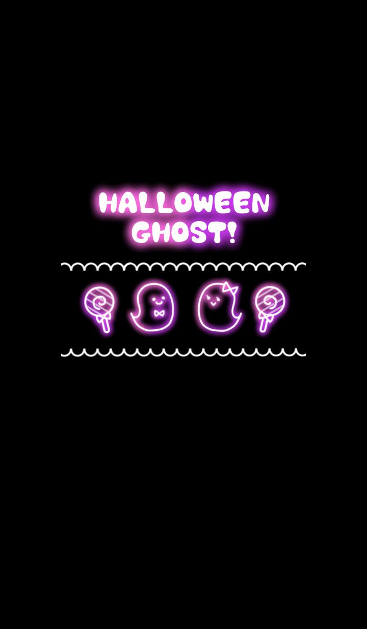 Cute! Pop! Halloween Ghost !! --2--