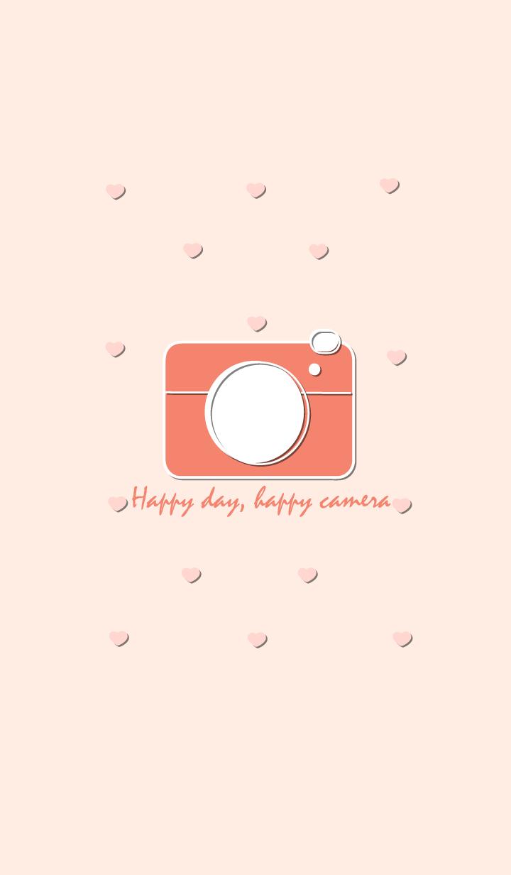 Cute camera theme 32