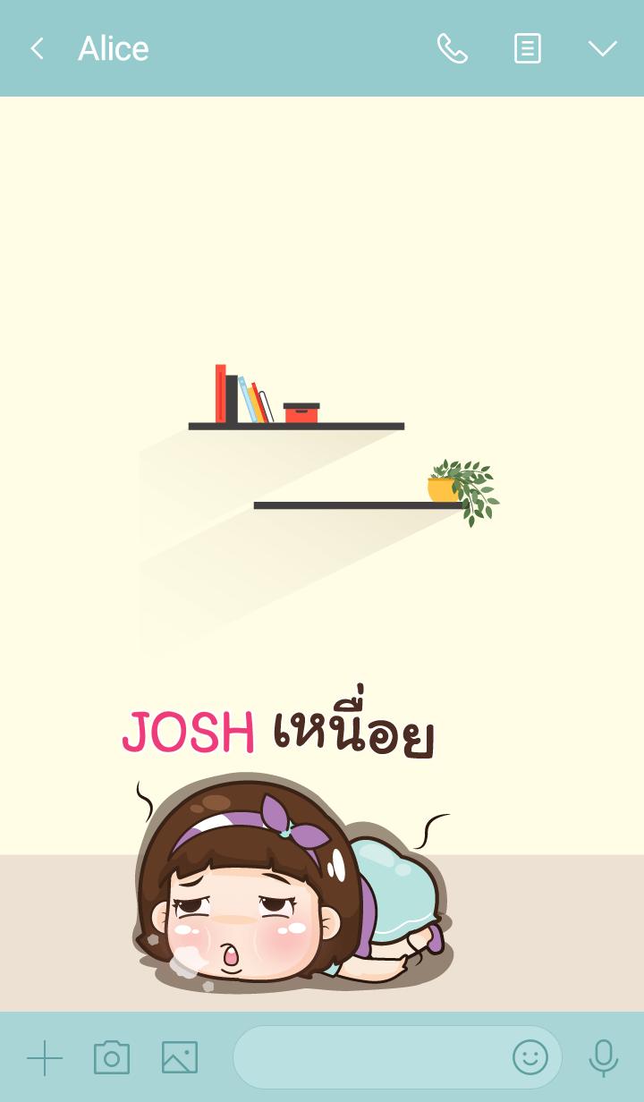 JOSH aung-aing chubby V15 e