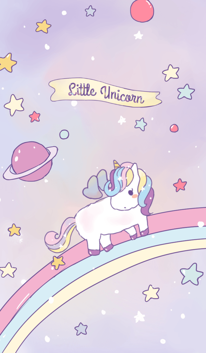 Little Galaxy Unicorn