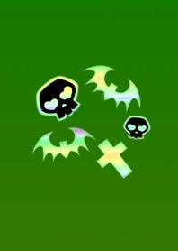 Halloween green