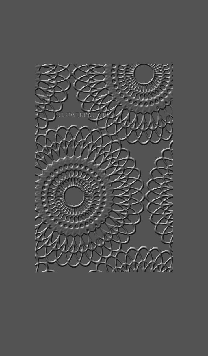 フラワーパターン BL