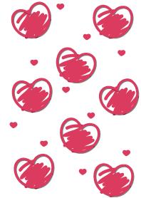 Sweet mini heart 91