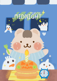 Fongfu Cat : midnight