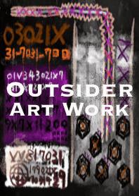 OUTSIDER ARTWORK 021X