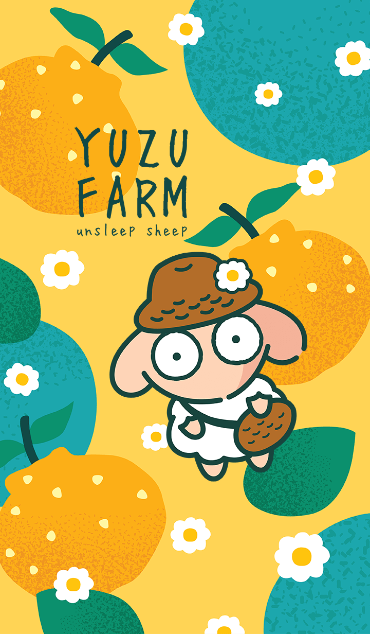 UNSLEEP SHEEP : Yuzu farm