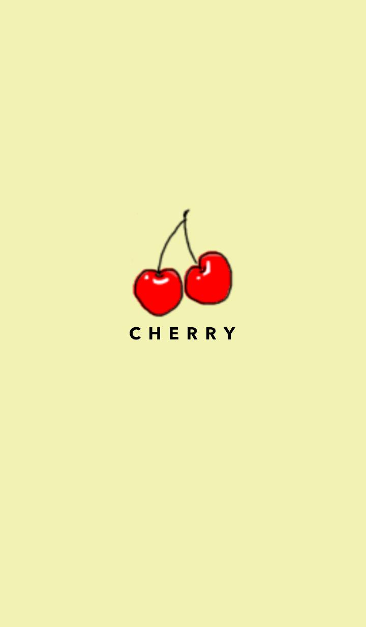 CHERRY by KoyanLee(yellow)-English-