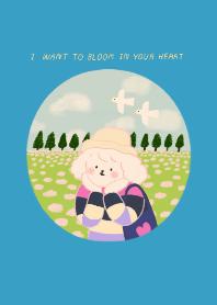 Fluffy Crew : Blooming Season