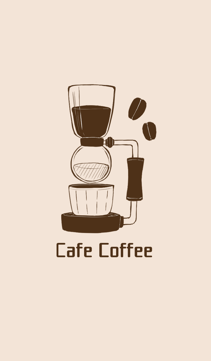 Simple <Cafe and Coffee>