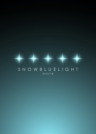 SNOW BLUE STARLIGHT