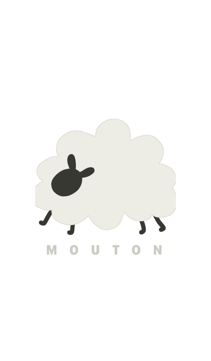 Sheep mouton