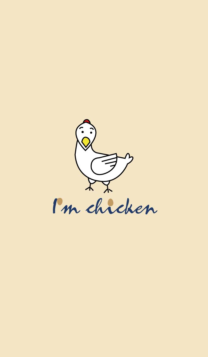 I'm chicken 3.
