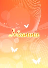 Mamina butterfly theme