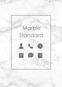 Marble Standard #White