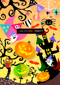 -HALLOWEEN PARTY-