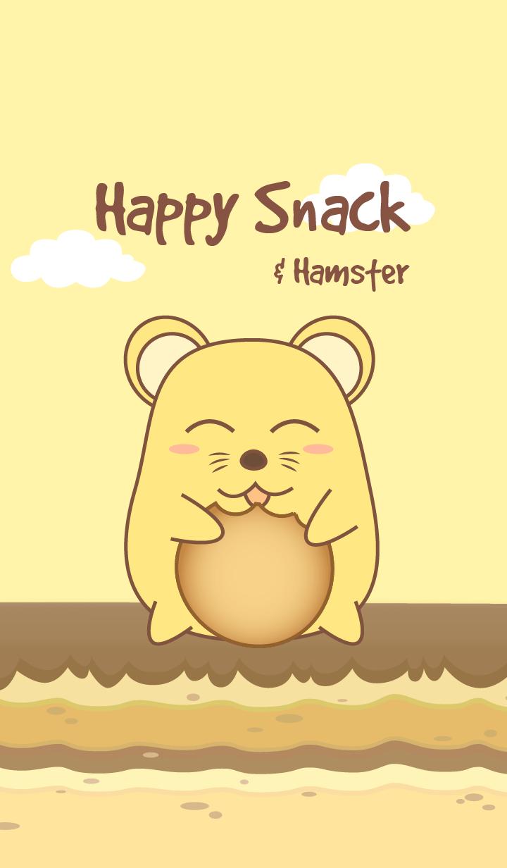 Hamster's Snack