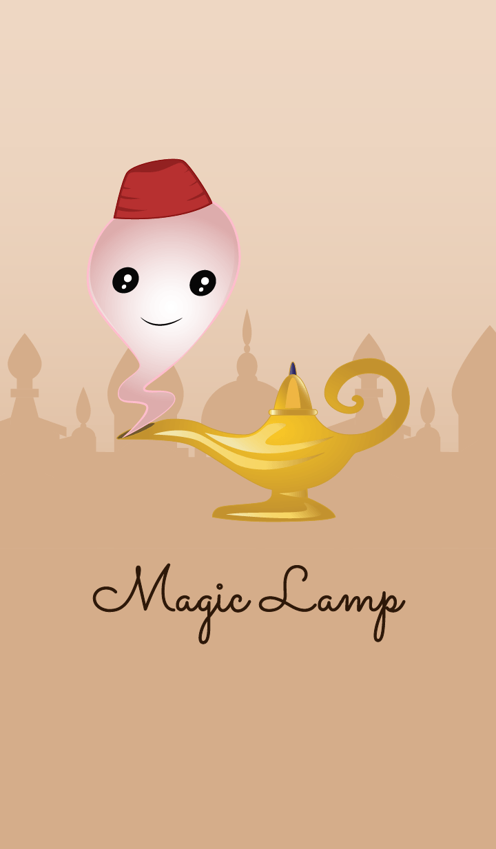 Magic Lamp Theme