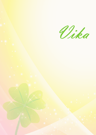 No.1622 Vika Lucky Clover name