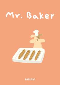 狗狗麵包師傅