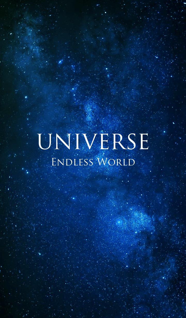 UNIVERSE. - Endless World -