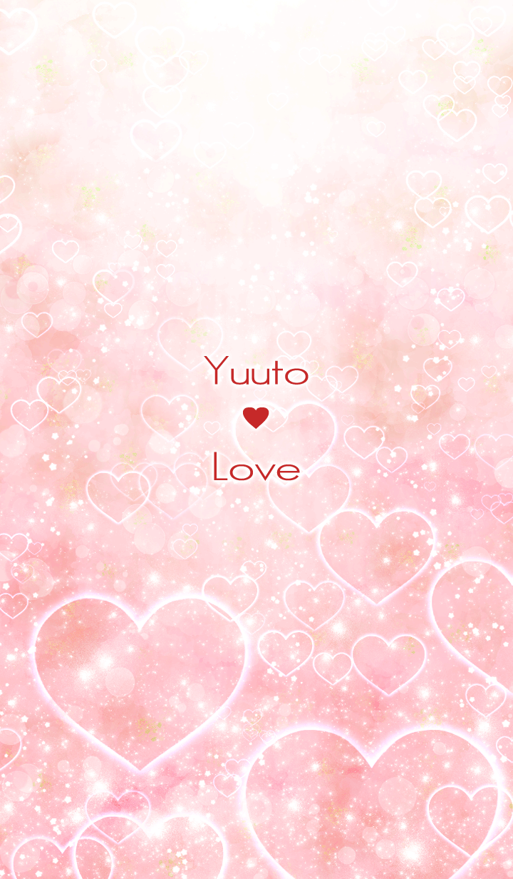 Yuuto Love Heart name theme
