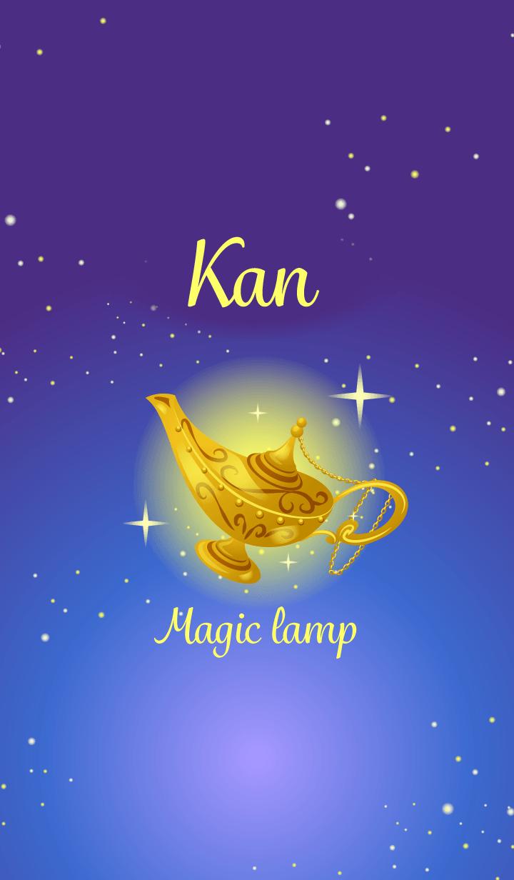 Kan-Attract luck-Magiclamp-name