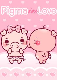 Pigma in Love