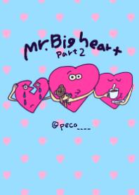 Mr.Big heart 2(English)