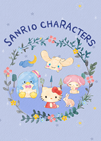 Sanrio Characters(森林篇2)