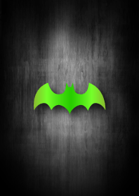 Bat without title -GREEN-
