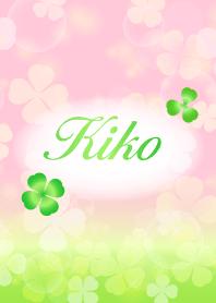 Kiko-Clover Theme-pink